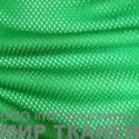 Трикотажная сетка цв.зеленая 75 гр м2